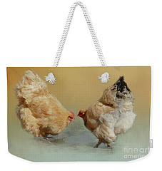 Cochins Weekender Tote Bag