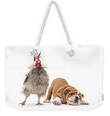 Cock N Bull Weekender Tote Bag