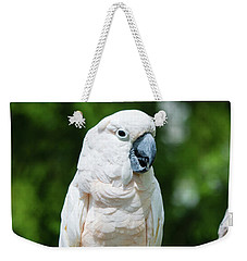 Cockatoo Weekender Tote Bag