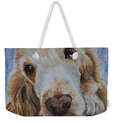 Cocker Spaniel Love Weekender Tote Bag