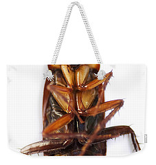 Cockroach Carcass Weekender Tote Bag