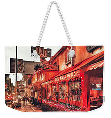 West Los Angeles Cocktail Row Weekender Tote Bag