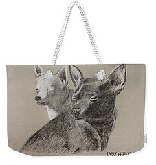 Coco And Rudy Weekender Tote Bag