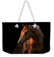 Cocoa Weekender Tote Bag