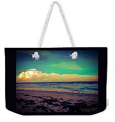 Cocoa Beach At Dusk Weekender Tote Bag