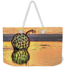 Cocoa Beach Sunset Weekender Tote Bag by JC Findley