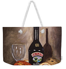 Cocoa Pods Coconut And Irish Cream Weekender Tote Bag