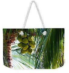 Coconuts Weekender Tote Bag