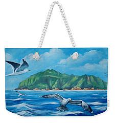 Coco's Island, Costa Rica Weekender Tote Bag