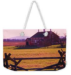 Codori Barn Gettysburg Weekender Tote Bag