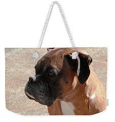 Cody The Boxer Weekender Tote Bag