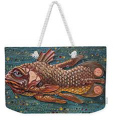 Coelacanth Weekender Tote Bag