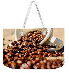 Coffee #8  Weekender Tote Bag