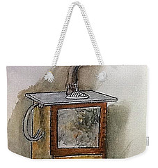 Coffee Grinder Weekender Tote Bag