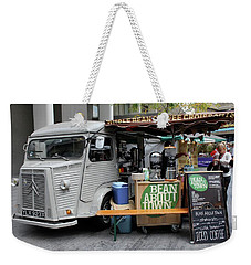 Weekender Tote Bag featuring the photograph Coffee Truck by Christin Brodie