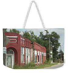 Coffey, Missouri Weekender Tote Bag