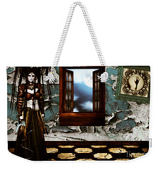 Cogitatione Abstracta Weekender Tote Bag