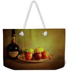 Cognac And Fruits Weekender Tote Bag