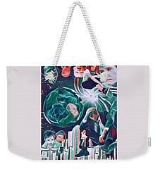 Cognitive Dissonance Weekender Tote Bag