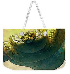 Coiled Weekender Tote Bag by Jack Zulli