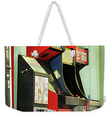Coin Operation Weekender Tote Bag