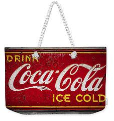 Coke #1 Weekender Tote Bag