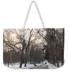 Cold But Not Lonely Weekender Tote Bag