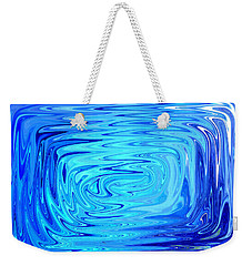 Cold 2 Weekender Tote Bag