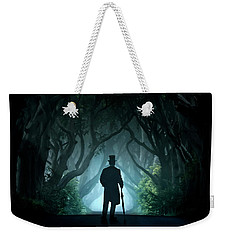 Cold Morning In Dark Hedges Weekender Tote Bag
