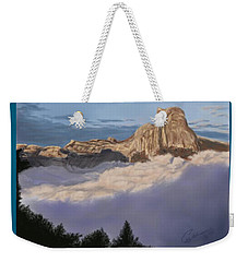 Cold Mountains Weekender Tote Bag