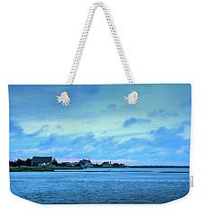 Cold Spring Pond Weekender Tote Bag by Steve Gravano