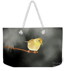 Weekender Tote Bag featuring the photograph Cold Winters Day by Darren Fisher