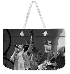 Coldplay 14 Weekender Tote Bag