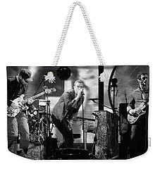 Coldplay 15 Weekender Tote Bag by Rafa Rivas