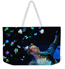 Coldplay1 Weekender Tote Bag