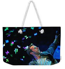 Coldplay1 Weekender Tote Bag by Rafa Rivas