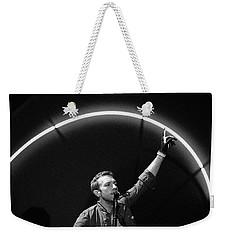 Coldplay10 Weekender Tote Bag by Rafa Rivas