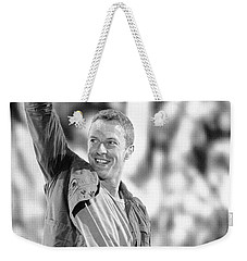 Coldplay13 Weekender Tote Bag