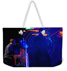Coldplay2 Weekender Tote Bag