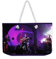 Coldplay5 Weekender Tote Bag by Rafa Rivas