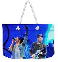 Coldplay6 Weekender Tote Bag