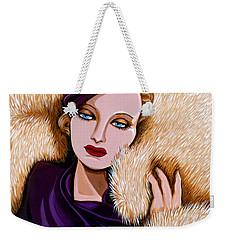 Colette Weekender Tote Bag