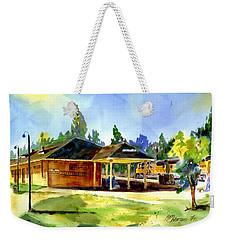 Colfax Rr Depot Weekender Tote Bag