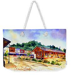 Colfax Rr Junction Weekender Tote Bag