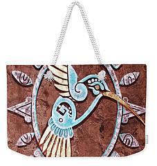 Colibri Weekender Tote Bag by J- J- Espinoza