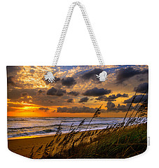 Collaboration Weekender Tote Bag