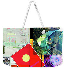 Collage #1 Weekender Tote Bag