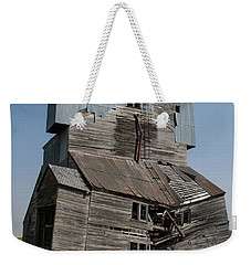 Collapsible Barn Weekender Tote Bag