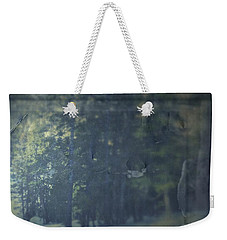 Weekender Tote Bag featuring the photograph Collect by Mark Ross