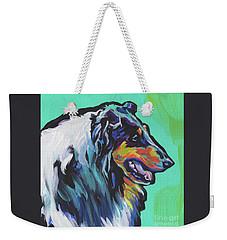 Collie Collie Weekender Tote Bag